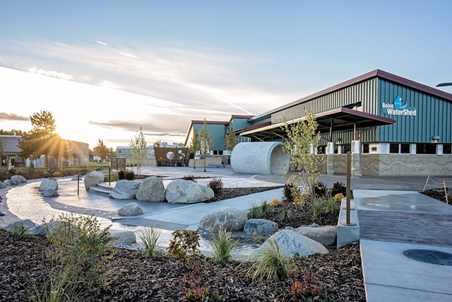 Boise WaterShed River Campus