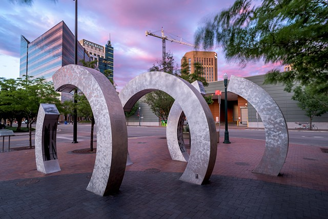Public Art in Boise Idaho