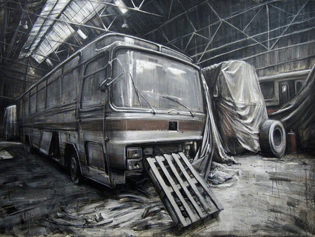 Paintings by Valerio D'Ospina
