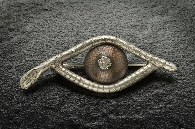 """""""Eye Brooch"""""""