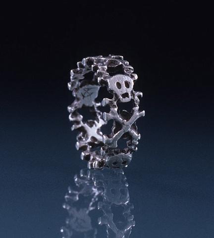 """""""Skull Ring"""""""