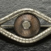 """Eye Brooch"""