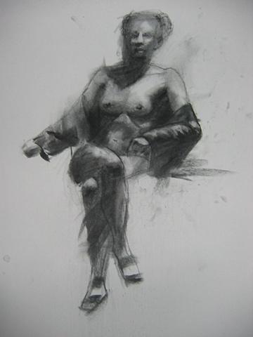 Female Figure #2