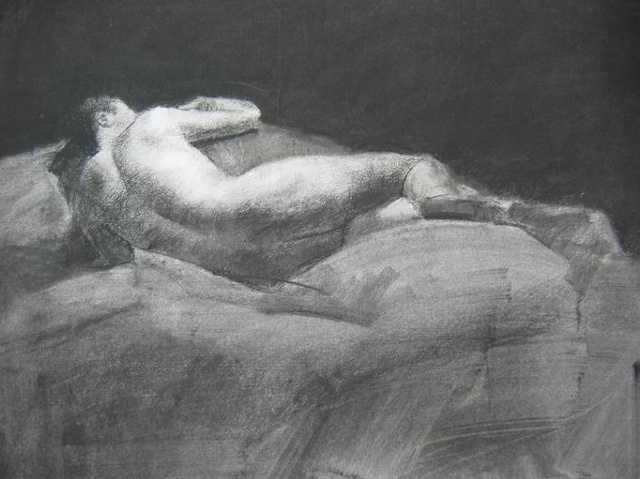 Male Figure #1