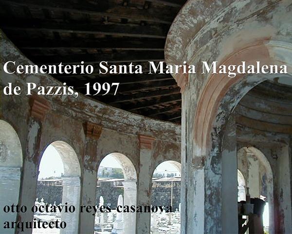 Cementerio Santa Maria Magdalena de Pazzis, 1997