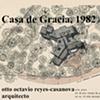Residencia Tomas De Gracia. 1982