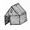 hills cabin layout
