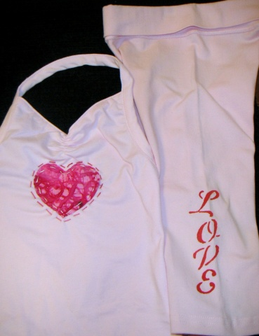 Love Baby Outfit