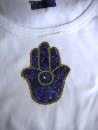 Hamsa Symbol T-Shirt