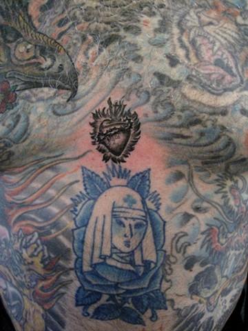 fips heart tattoo