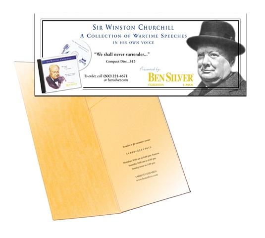 sales insert for receipt mailer