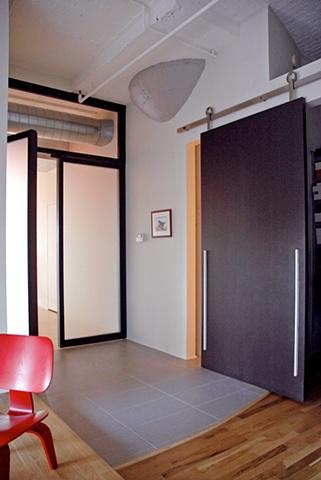 Master Bedroom Foyer