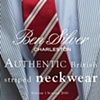 2010 Ben Silver Regimental Tie collection catalog