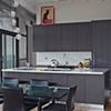 Unit 815 + 816 Kitchen