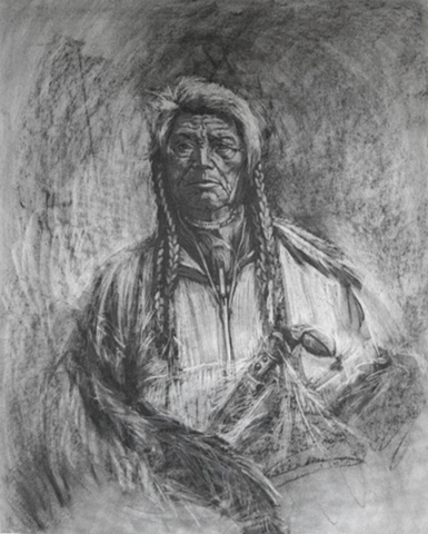 Native American Portrait 2
