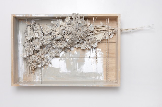 Untitled (Bound Flower Box), 2012
