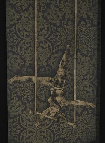 Trapeze Artist (detail)