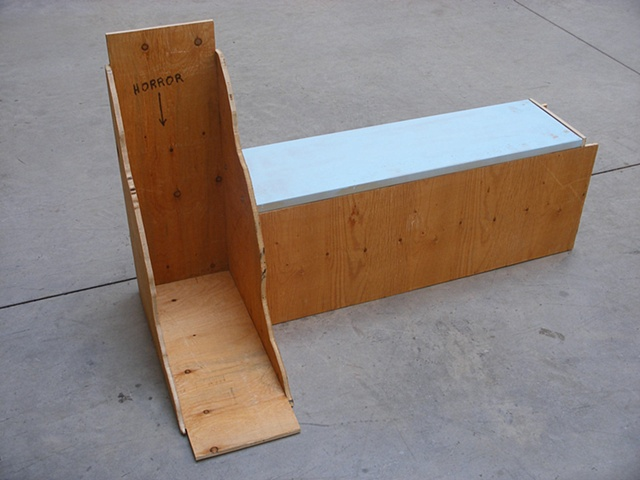 Horror Bench (early state)