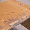 (cavity bench detail)