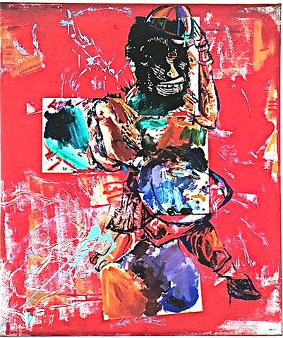 """Matisse's Monkey"""