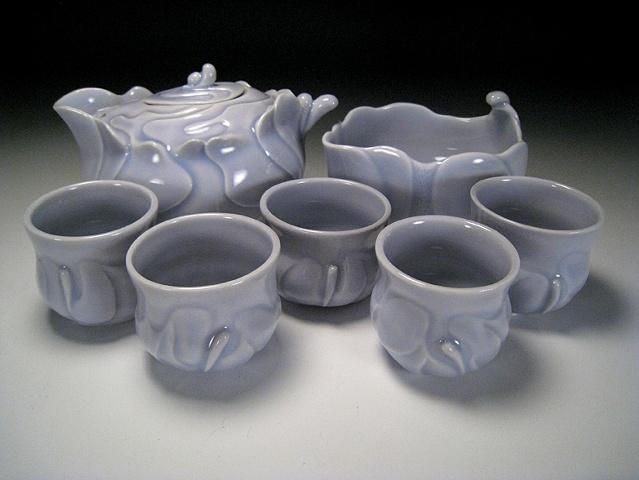 Teapot Set #2