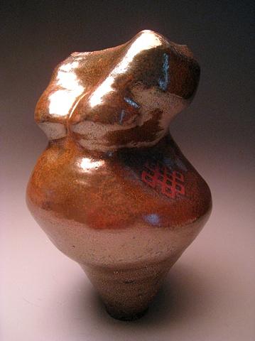 Coil Pinch Vase #5