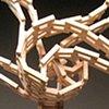 Wood Sculpture #1 - Modular Design)