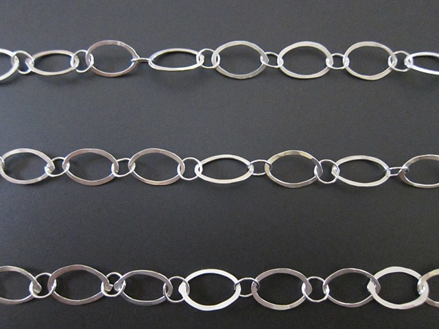 sterling, sterling silver, argentium, elements, Ag chain, chain