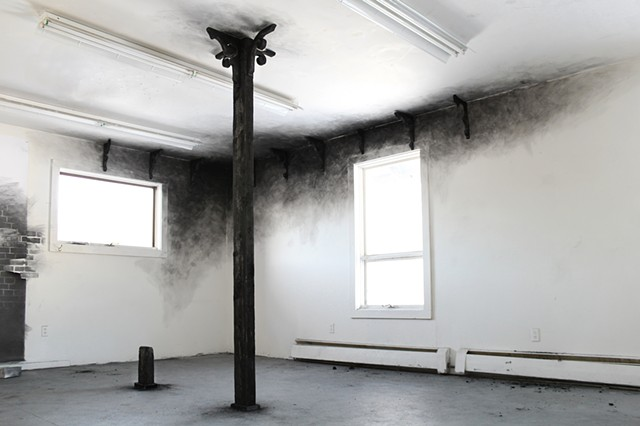 Arson Study: Johnson Landmark Building