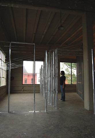 Framing: Study for T Street Lofts