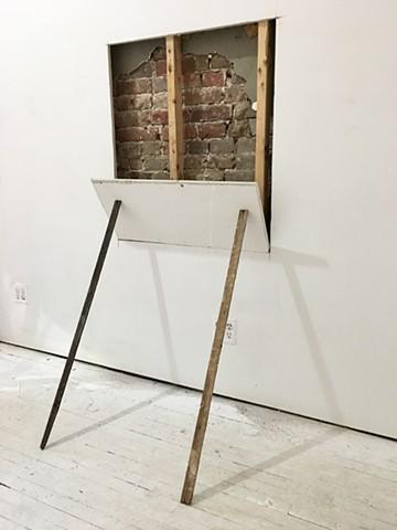 Window Study: East 3rd Street Reveal II