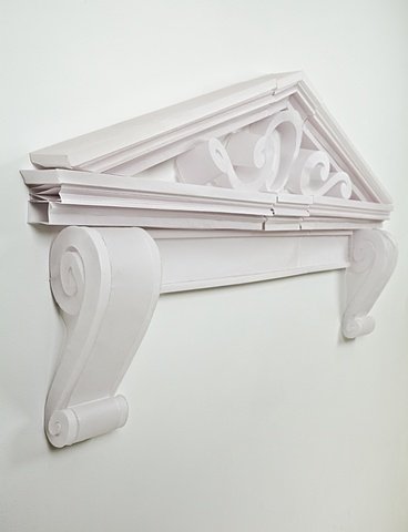 Gable Pediment