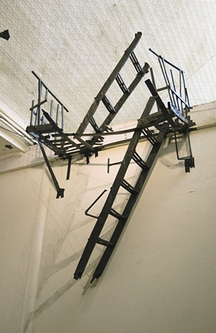 Study for TriBeCa Fire Escape