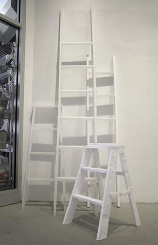 Ode to Essex Street Market (Ladders)