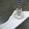 Barber/bloodletter's pole