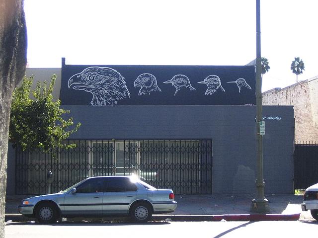 Birds of Hollywood I