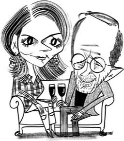 Detroit Valentine: Julia Reyes Taubman & Elmore Leonard