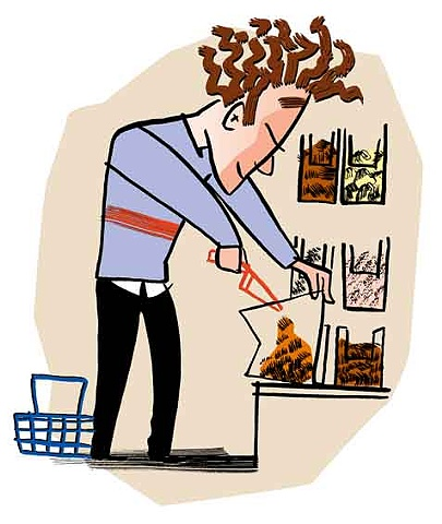 Savvy Shopper Bulk Section