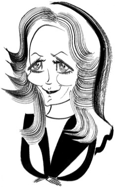 Leslie Mann by Tom Bachtell; The New Yorker; Tad Friend