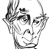 Nichael Bloomberg by Tom Bachtell
