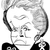 Madeleine Albright by Tom Bachtell