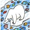 Holiday Polar Bear Global Warming
