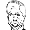 John McCain by Tom Bachtell