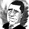 New York Governor David Paterson by Tom Bachtell