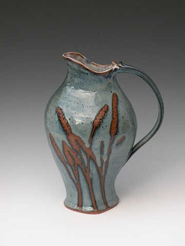 Wheat Pitcher