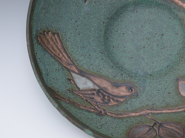 Closeup of Bird Plate 1