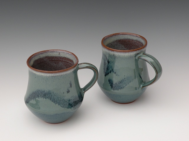 Bluegreen Mugs