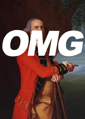 General Thomas Gage: Oh My God