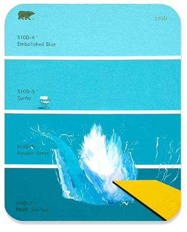 510D - Hockney Splash