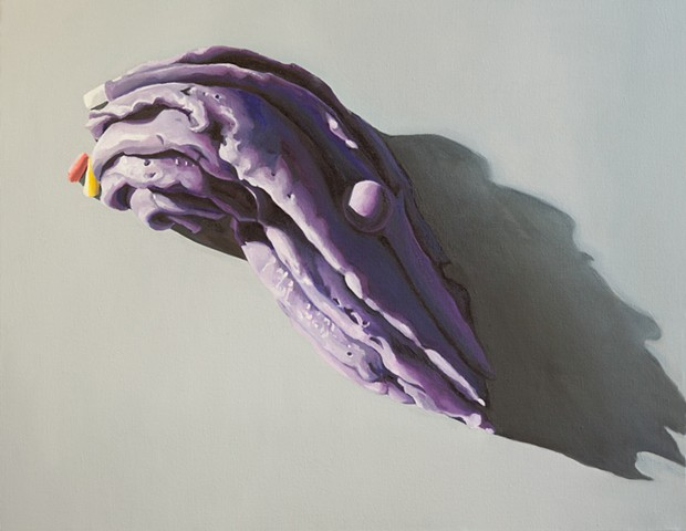 Purple Escarpment
